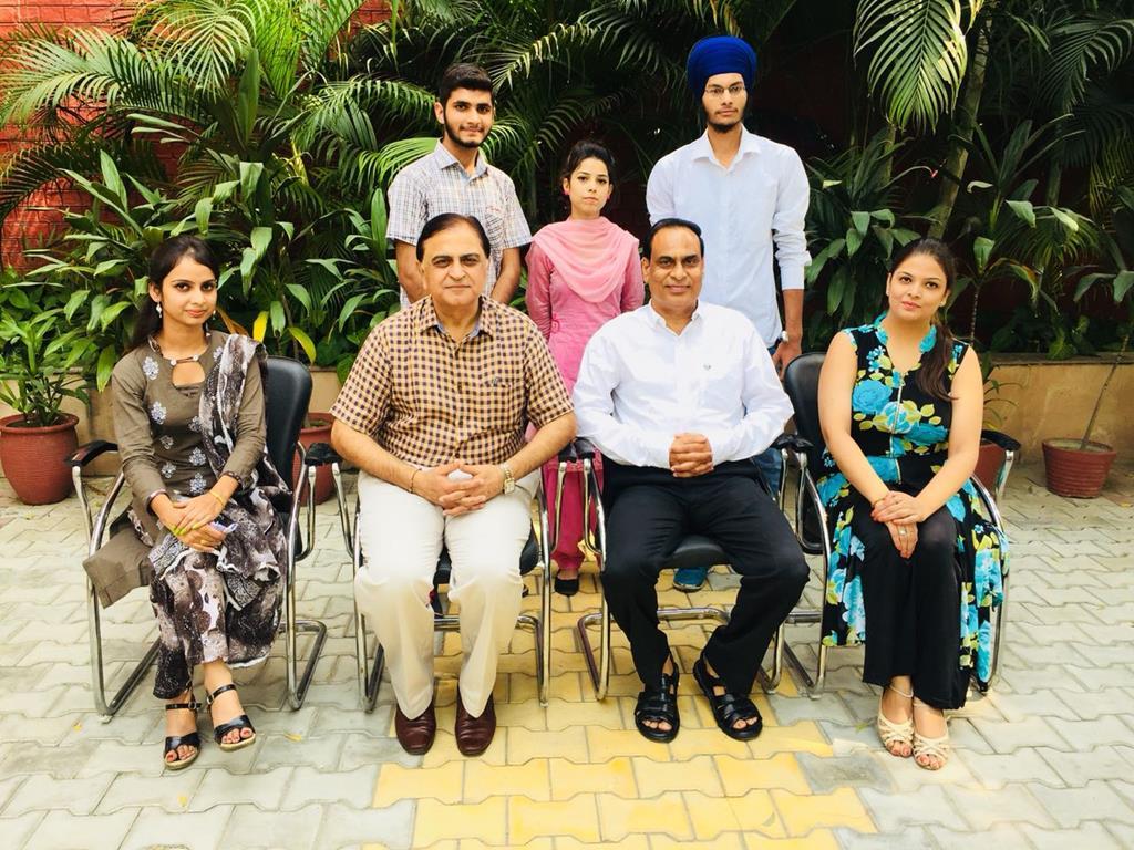 Gndu College Jalndhar Winners of Youth Festival 2017  12
