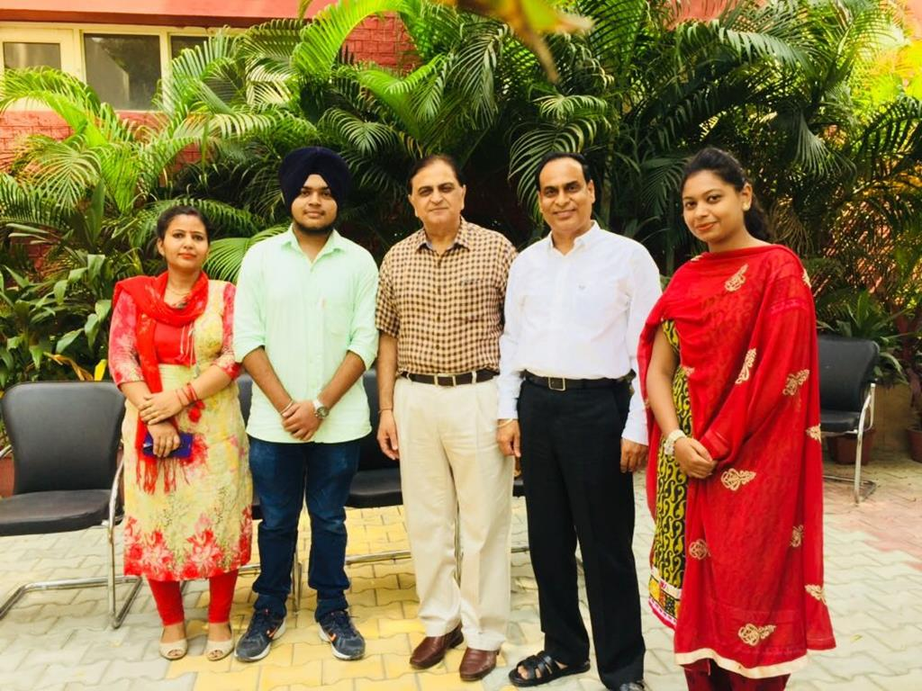 Gndu College Jalndhar Winners of Youth Festival 2017  2