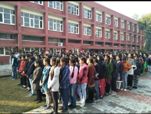 GNDU_COLLEGE_national_voting_day_2018 2
